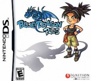 Blue Dragon Plus - DS - Used