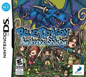 Blue Dragon: Awakened Shadow - DS - Used