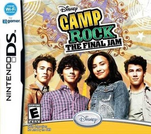 Camp Rock The Final Jam - DS - Used