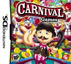 Carnival Games - DS - Used