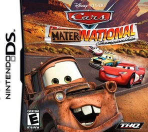 Cars Mater National - DS - Used