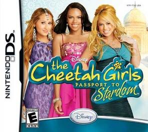 Cheetah Girls Passport To Stardom - DS - Used
