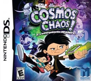 Cosmos Chaos - DS - Used