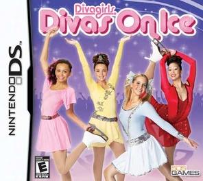Diva Girls-Divas On Ice - DS - Used