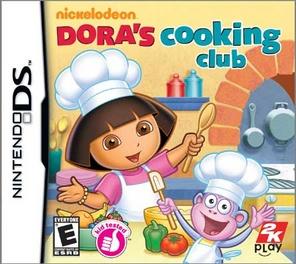 Dora The Explorer Doras Cooking Club - DS - Used