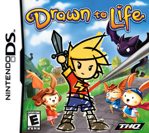 Drawn To Life - DS - Used
