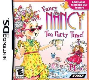 Fancy Nancy: Tea Party Time - DS - Used