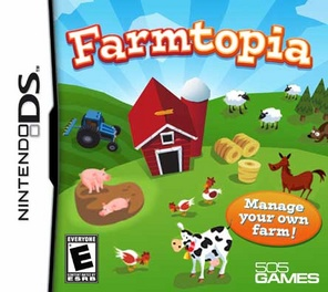 Farmtopia - DS - Used