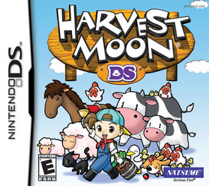 Harvest Moon DS - DS - Used
