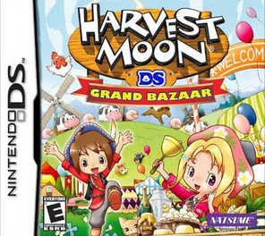 Harvest Moon: Grand Bazaar - DS - Used