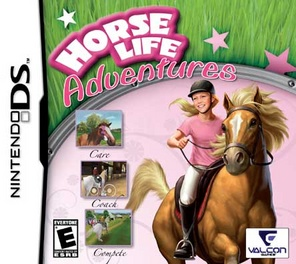 Horse Life - DS - Used