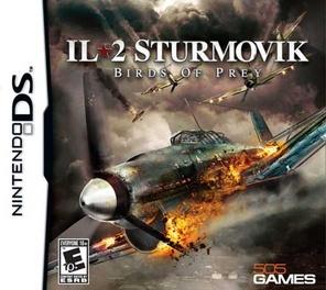 Il-2 Sturmovik Birds of Prey - DS - Used