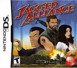 Jagged Alliance - DS - Used
