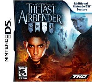 Last Airbender - DS - Used