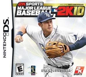 Major League Baseball 2K10 - DS - Used
