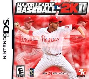 Major League Baseball 2K11 - DS - Used