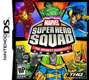 Marvel Super Hero Squad: The Infinity Gauntlet - DS - Used