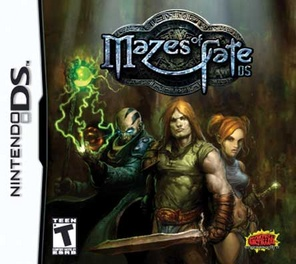 Mazes Of Fate - DS - Used