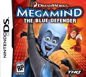 Megamind: The Blue Defender - DS - Used