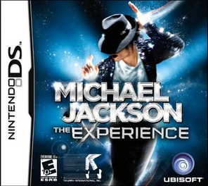 Michael Jackson The Experience - DS - Used