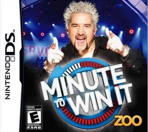 Minute To Win It - DS - Used