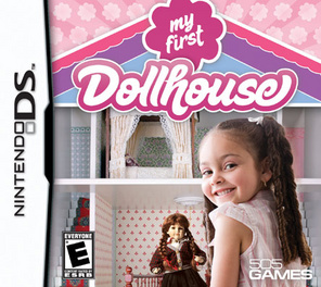 My First Dollhouse - DS - Used