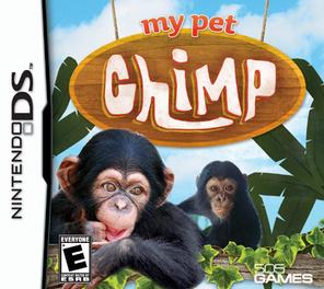 My Pet Chimp - DS - Used