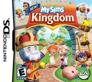 My Sims Kingdom - DS - Used