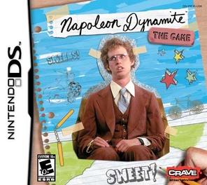 Napoleon Dynamite - DS - Used