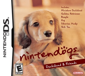 Nintendogs: Dachshund & Friends - DS - Used