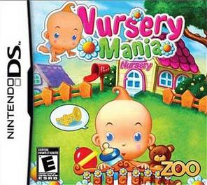 Nursery Mania - DS - Used