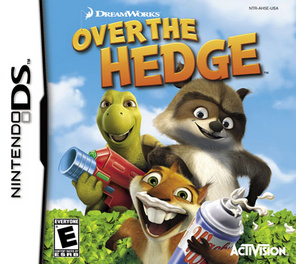 Over The Hedge - DS - Used