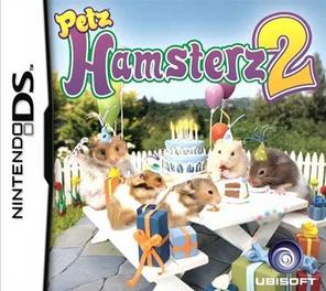 Petz Hamsterz Life 2 - DS - Used