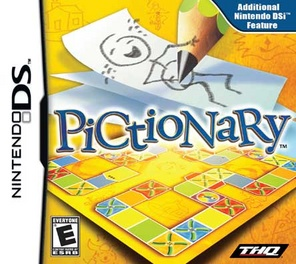 Pictionary - DS - Used