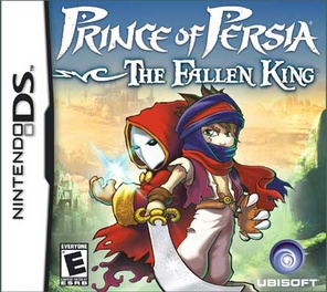 Prince Of Persia The Fallen King - DS - Used