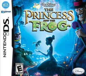 Princess & The Frog - DS - Used
