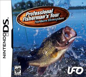Professional Fishermans Tour (with Rumble Feature) - DS - Used
