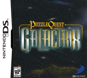 Puzzle Quest: Galactrix - DS - Used