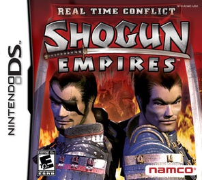 Real Time Conflict: Shogun Empires - DS - Used