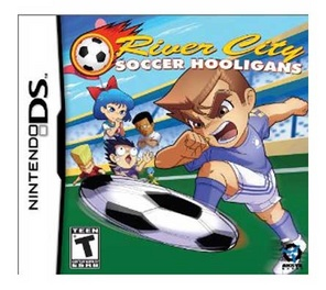 River City Soccer Hooligans - DS - Used