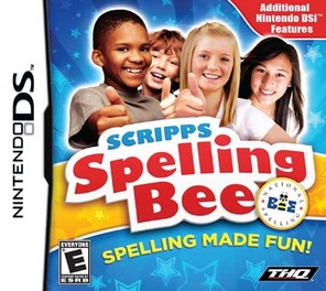 Scripps Spelling Bee - DS - Used
