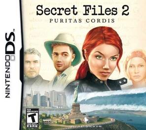 Secret Files 2: Puritas Cordis - DS - Used