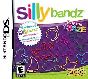 Silly Bandz - DS - Used