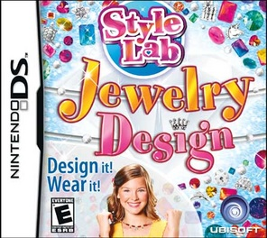 Style Lab Jewelry Design - DS - Used