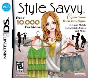 Style Savvy - DS - Used
