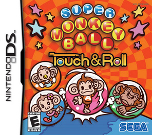 Super Monkey Ball: Touch & Roll - DS - Used