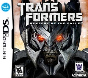 Transformers: Revenge Of The Fallen Decepticon - DS - Used