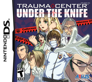 Trauma Center: Under The Knife (re-release) - DS - Used