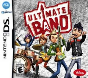 Ultimate Band - DS - Used