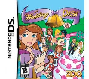 Wedding Dash - DS - Used